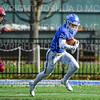 Hamilton College WR/RET Sam Robinson (26)<br /> <br /> 11/9/19 2:35:45 PM Football:  Bates College v Hamilton College at Steuben Field, Hamilton College, Clinton, NY<br /> <br /> Final:  Bates 26  Hamilton 21<br /> <br /> Photo by Josh McKee