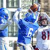 Hamilton College defensive back Justin Leigh (6)<br /> <br /> 11/9/19 1:04:23 PM Football:  Bates College v Hamilton College at Steuben Field, Hamilton College, Clinton, NY<br /> <br /> Final:  Bates 26  Hamilton 21<br /> <br /> Photo by Josh McKee