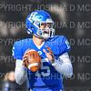 Hamilton College quarterback Kenny Gray (15)<br /> <br /> 11/9/19 1:55:24 PM Football:  Bates College v Hamilton College at Steuben Field, Hamilton College, Clinton, NY<br /> <br /> Final:  Bates 26  Hamilton 21<br /> <br /> Photo by Josh McKee
