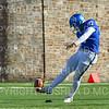 Hamilton College kicker Sam Thoreen (97)<br /> <br /> 11/9/19 1:03:01 PM Football:  Bates College v Hamilton College at Steuben Field, Hamilton College, Clinton, NY<br /> <br /> Final:  Bates 26  Hamilton 21<br /> <br /> Photo by Josh McKee