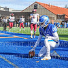Hamilton College WR/RET Sam Robinson (26), Touchdown<br /> <br /> 11/9/19 1:08:36 PM Football:  Bates College v Hamilton College at Steuben Field, Hamilton College, Clinton, NY<br /> <br /> Final:  Bates 26  Hamilton 21<br /> <br /> Photo by Josh McKee