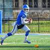 Hamilton College quarterback Kenny Gray (15)<br /> <br /> 11/9/19 1:23:39 PM Football:  Bates College v Hamilton College at Steuben Field, Hamilton College, Clinton, NY<br /> <br /> Final:  Bates 26  Hamilton 21<br /> <br /> Photo by Josh McKee