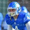 Hamilton College linebacker Carmine Bruno (4)<br /> <br /> 11/9/19 1:18:21 PM Football:  Bates College v Hamilton College at Steuben Field, Hamilton College, Clinton, NY<br /> <br /> Final:  Bates 26  Hamilton 21<br /> <br /> Photo by Josh McKee