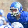 Hamilton College linebacker Carmine Bruno (4)<br /> <br /> 9/28/19 2:03:27 PM Football:  Colby College v Hamilton College at Steuben Field, Hamilton College, Clinton, NY<br /> <br /> Final:  Colby 24  Hamilton 45<br /> <br /> Photo by Josh McKee