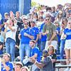Crowd, Celebration<br /> <br /> 9/28/19 1:06:04 PM Football:  Colby College v Hamilton College at Steuben Field, Hamilton College, Clinton, NY<br /> <br /> Final:  Colby 24  Hamilton 45<br /> <br /> Photo by Josh McKee
