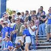Crowd, Celebration<br /> <br /> 9/28/19 1:06:09 PM Football:  Colby College v Hamilton College at Steuben Field, Hamilton College, Clinton, NY<br /> <br /> Final:  Colby 24  Hamilton 45<br /> <br /> Photo by Josh McKee