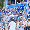 Crowd, Celebration<br /> <br /> 9/28/19 1:06:06 PM Football:  Colby College v Hamilton College at Steuben Field, Hamilton College, Clinton, NY<br /> <br /> Final:  Colby 24  Hamilton 45<br /> <br /> Photo by Josh McKee
