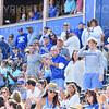 Crowd, Celebration<br /> <br /> 9/28/19 1:06:13 PM Football:  Colby College v Hamilton College at Steuben Field, Hamilton College, Clinton, NY<br /> <br /> Final:  Colby 24  Hamilton 45<br /> <br /> Photo by Josh McKee