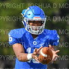 Hamilton College quarterback Nigel Scott (16)<br /> <br /> 9/28/19 2:54:11 PM Football:  Colby College v Hamilton College at Steuben Field, Hamilton College, Clinton, NY<br /> <br /> Final:  Colby 24  Hamilton 45<br /> <br /> Photo by Josh McKee