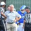 Hamilton College head coach Dave Murray<br /> <br /> 9/28/19 1:15:41 PM Football:  Colby College v Hamilton College at Steuben Field, Hamilton College, Clinton, NY<br /> <br /> Final:  Colby 24  Hamilton 45<br /> <br /> Photo by Josh McKee
