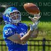 Hamilton College wide receiver Connor Cates (83)<br /> <br /> 9/21/19 12:26:28 PM Football:  Wesleyan University v Hamilton College at Steuben Field, Hamilton College, Clinton, NY<br /> <br /> Final:  Wesleyan 28   Hamilton 10<br /> <br /> Photo by Josh McKee