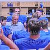 Hamilton College head coach Dave Murray, Team<br /> <br /> 9/21/19 12:55:16 PM Football:  Wesleyan University v Hamilton College at Steuben Field, Hamilton College, Clinton, NY<br /> <br /> Final:  Wesleyan 28   Hamilton 10<br /> <br /> Photo by Josh McKee