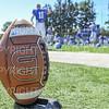 Equipment<br /> <br /> 9/21/19 12:17:39 PM Football:  Wesleyan University v Hamilton College at Steuben Field, Hamilton College, Clinton, NY<br /> <br /> Final:  Wesleyan 28   Hamilton 10<br /> <br /> Photo by Josh McKee