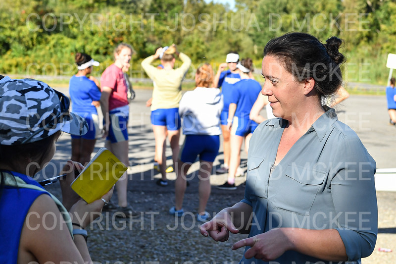 9/16/19 4:41:47 PM Hamilton College Rowing at the Rome Boathouse on the Erie Canal in Rome, NY<br /> <br /> Photo by Josh McKee