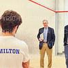 11/16/19 5:11:31 PM Squash:  Middlebury College v Hamilton College at Little Squash Center, Hamilton College, Clinton, NY<br /> <br /> Photo by Josh McKee