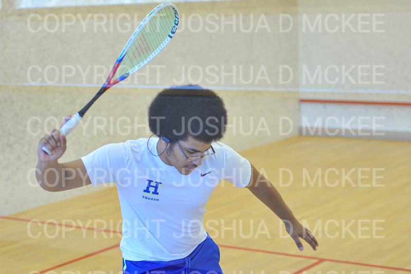 11/16/19 4:12:59 PM Squash:  Middlebury College v Hamilton College at Little Squash Center, Hamilton College, Clinton, NY<br /> <br /> Photo by Josh McKee