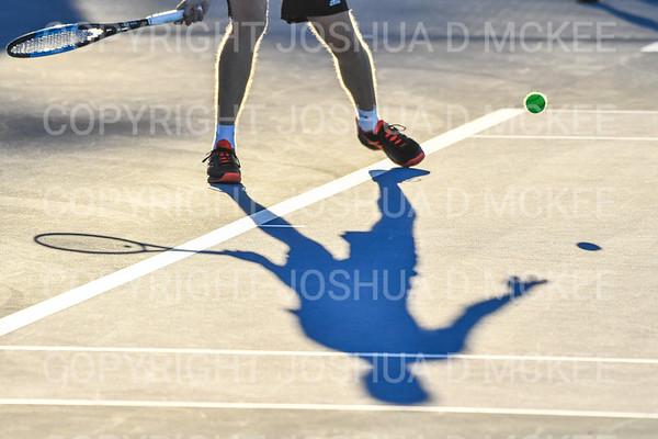 Hamilton College Tennis 9-18-19