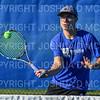 9/18/19 4:58:24 PM Hamilton College Men's and Women's Tennis Practice at the Tietje Family Tennis Center, Hamilton College, Clinton, NY<br /> <br /> Photo by Josh McKee