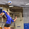 Hamilton College setter Deirdre Corrigan (7)<br /> <br /> 9/20/19 6:57:33 PM Women's Volleyball:  Cazenovia College vs Hamilton College, at Margaret Bundy Scott Field House, Hamilton College, Clinton, NY<br /> <br /> Final: Cazenovia 0   Hamilton 3<br /> <br /> Photo by Josh McKee