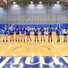 Team<br /> <br /> 9/20/19 7:00:37 PM Women's Volleyball:  Cazenovia College vs Hamilton College, at Margaret Bundy Scott Field House, Hamilton College, Clinton, NY<br /> <br /> Final: Cazenovia 0   Hamilton 3<br /> <br /> Photo by Josh McKee