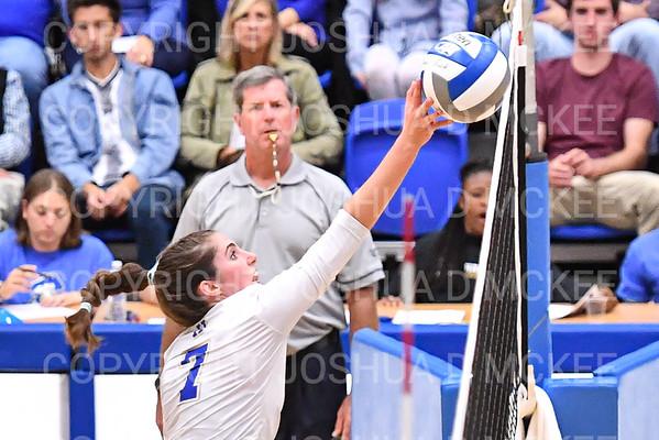 Hamilton College Volleyball v Williams 9-27-19