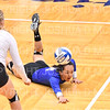 Hamilton College L/DS Nikki Matsuoka (2)<br /> <br /> 9/27/19 8:28:59 PM Women's Volleyball:  Williams College vs Hamilton College, at Margaret Bundy Scott Field House, Hamilton College, Clinton, NY<br /> <br /> Final: Willliams 3  Hamilton 0<br /> <br /> Photo by Josh McKee