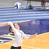 Hamilton College setter Deirdre Corrigan (7)<br /> <br /> 9/27/19 8:26:29 PM Women's Volleyball:  Williams College vs Hamilton College, at Margaret Bundy Scott Field House, Hamilton College, Clinton, NY<br /> <br /> Final: Willliams 3  Hamilton 0<br /> <br /> Photo by Josh McKee