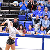 Hamilton College opposite hitter Giuliana Rankin (11)<br /> <br /> 9/27/19 8:29:10 PM Women's Volleyball:  Williams College vs Hamilton College, at Margaret Bundy Scott Field House, Hamilton College, Clinton, NY<br /> <br /> Final: Willliams 3  Hamilton 0<br /> <br /> Photo by Josh McKee