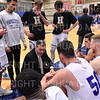 Hamilton College head coach Adam Stockwell<br /> <br /> 11/20/19 8:31:26 PM Men's Basketball:  Bard College v Hamilton College at Margaret Bundy Scott Field House, Hamilton College, Clinton, NY<br /> <br /> Final:  Bard 57   Hamilton 101<br /> <br /> Photo by Josh McKee