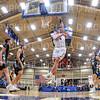 Hamilton College forward Patrick Mogan (44)<br /> <br /> 11/20/19 9:39:00 PM Men's Basketball:  Bard College v Hamilton College at Margaret Bundy Scott Field House, Hamilton College, Clinton, NY<br /> <br /> Final:  Bard 57   Hamilton 101<br /> <br /> Photo by Josh McKee