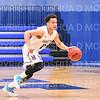 Hamilton College guard Vince Conn (0)<br /> <br /> 11/20/19 9:07:23 PM Men's Basketball:  Bard College v Hamilton College at Margaret Bundy Scott Field House, Hamilton College, Clinton, NY<br /> <br /> Final:  Bard 57   Hamilton 101<br /> <br /> Photo by Josh McKee