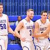 Team, Celebration<br /> <br /> 11/20/19 8:45:52 PM Men's Basketball:  Bard College v Hamilton College at Margaret Bundy Scott Field House, Hamilton College, Clinton, NY<br /> <br /> Final:  Bard 57   Hamilton 101<br /> <br /> Photo by Josh McKee