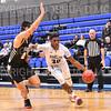 Hamilton College guard Nkosi Cooper (30)<br /> <br /> 11/20/19 8:35:05 PM Men's Basketball:  Bard College v Hamilton College at Margaret Bundy Scott Field House, Hamilton College, Clinton, NY<br /> <br /> Final:  Bard 57   Hamilton 101<br /> <br /> Photo by Josh McKee
