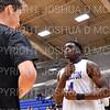 Hamilton College guard Nick Osarenren (4)<br /> <br /> 11/20/19 8:32:12 PM Men's Basketball:  Bard College v Hamilton College at Margaret Bundy Scott Field House, Hamilton College, Clinton, NY<br /> <br /> Final:  Bard 57   Hamilton 101<br /> <br /> Photo by Josh McKee