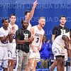 Team, Celebration<br /> <br /> 11/20/19 8:45:48 PM Men's Basketball:  Bard College v Hamilton College at Margaret Bundy Scott Field House, Hamilton College, Clinton, NY<br /> <br /> Final:  Bard 57   Hamilton 101<br /> <br /> Photo by Josh McKee