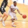 Hamilton College guard Nkosi Cooper (30)<br /> <br /> 11/20/19 9:46:41 PM Men's Basketball:  Bard College v Hamilton College at Margaret Bundy Scott Field House, Hamilton College, Clinton, NY<br /> <br /> Final:  Bard 57   Hamilton 101<br /> <br /> Photo by Josh McKee