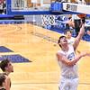Hamilton College forward Patrick Mogan (44)<br /> <br /> 11/20/19 9:38:55 PM Men's Basketball:  Bard College v Hamilton College at Margaret Bundy Scott Field House, Hamilton College, Clinton, NY<br /> <br /> Final:  Bard 57   Hamilton 101<br /> <br /> Photo by Josh McKee