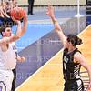 Hamilton College G/F Liam Regan (15)<br /> <br /> 11/20/19 9:46:35 PM Men's Basketball:  Bard College v Hamilton College at Margaret Bundy Scott Field House, Hamilton College, Clinton, NY<br /> <br /> Final:  Bard 57   Hamilton 101<br /> <br /> Photo by Josh McKee
