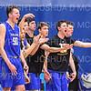 Team, Celebration<br /> <br /> 2/15/20 4:07:42 PM Men's Basketball:  Trinity College v Hamilton College at Margaret Bundy Scott Field House, Hamilton College, Clinton, NY<br /> <br /> Final:  Trinity 71   Hamilton 90<br /> <br /> Photo by Josh McKee