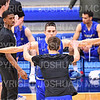 Hamilton College G/F Spencer Kendall (21)<br /> <br /> 2/15/20 4:01:54 PM Men's Basketball:  Trinity College v Hamilton College at Margaret Bundy Scott Field House, Hamilton College, Clinton, NY<br /> <br /> Final:  Trinity 71   Hamilton 90<br /> <br /> Photo by Josh McKee