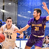 Hamilton College G/F Spencer Kendall (21)<br /> <br /> 1/10/20 8:06:24 PM Men's Basketball:  Williams College v Hamilton College at Margaret Bundy Scott Field House, Hamilton College, Clinton, NY<br /> <br /> Final:  Williams 78   Hamilton 79<br /> <br /> Photo by Josh McKee