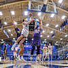 Hamilton College G/F Spencer Kendall (21)<br /> <br /> 1/10/20 8:06:34 PM Men's Basketball:  Williams College v Hamilton College at Margaret Bundy Scott Field House, Hamilton College, Clinton, NY<br /> <br /> Final:  Williams 78   Hamilton 79<br /> <br /> Photo by Josh McKee