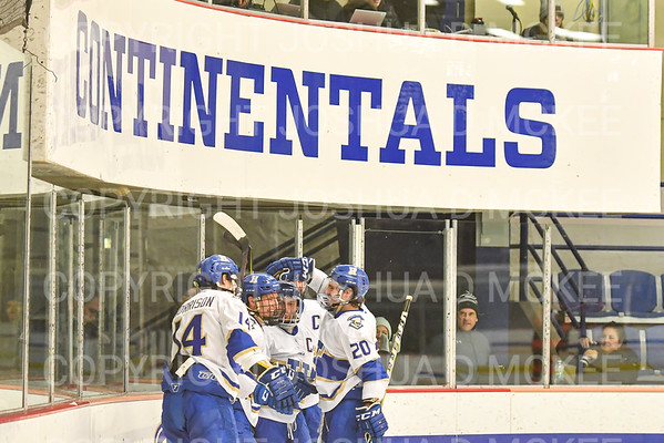 Hamilton Men's Hockey v Wesleyan 11-22-19