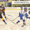 Hamilton College forward Sterling Bray (26)<br /> <br /> 12/6/19 8:04:29 PM Men's Hockey: #13 Williams College v Hamilton College at Russell Sage Rink, Hamilton College, Clinton, NY<br /> <br /> Final:  Williams 0   Hamilton 1<br /> <br /> Photo by Josh McKee