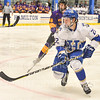 Hamilton College forward Chad Varney (22)<br /> <br /> 12/6/19 8:05:00 PM Men's Hockey: #13 Williams College v Hamilton College at Russell Sage Rink, Hamilton College, Clinton, NY<br /> <br /> Final:  Williams 0   Hamilton 1<br /> <br /> Photo by Josh McKee