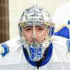 Hamilton College goaltender Anthony Tirabassi (34)<br /> <br /> 12/6/19 7:55:52 PM Men's Hockey: #13 Williams College v Hamilton College at Russell Sage Rink, Hamilton College, Clinton, NY<br /> <br /> Final:  Williams 0   Hamilton 1<br /> <br /> Photo by Josh McKee
