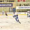 Hamilton College forward Chad Varney (22)<br /> <br /> 12/6/19 8:04:58 PM Men's Hockey: #13 Williams College v Hamilton College at Russell Sage Rink, Hamilton College, Clinton, NY<br /> <br /> Final:  Williams 0   Hamilton 1<br /> <br /> Photo by Josh McKee
