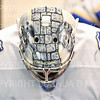 Hamilton College goaltender Anthony Tirabassi (34)<br /> <br /> 12/6/19 7:56:02 PM Men's Hockey: #13 Williams College v Hamilton College at Russell Sage Rink, Hamilton College, Clinton, NY<br /> <br /> Final:  Williams 0   Hamilton 1<br /> <br /> Photo by Josh McKee