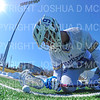 Hamilton College midfielder Alex Choy (19)<br /> <br /> 3/7/20 1:39:13 PM Men's Lacrosse: Bowdoin College v Hamilton College at Withiam Field, Hamilton College, Clinton, NY<br /> <br /> Final:  Bowdoin 7   Hamilton 8<br /> <br /> Photo by Josh McKee