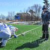 Hamilton College assistant coach Cam Stone<br /> <br /> 3/7/20 1:46:00 PM Men's Lacrosse: Bowdoin College v Hamilton College at Withiam Field, Hamilton College, Clinton, NY<br /> <br /> Final:  Bowdoin 7   Hamilton 8<br /> <br /> Photo by Josh McKee